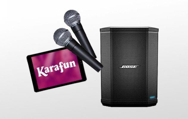 Bose-Karaoke